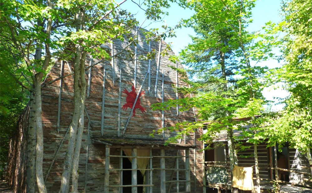 TRADITIONAL HURON SITE
