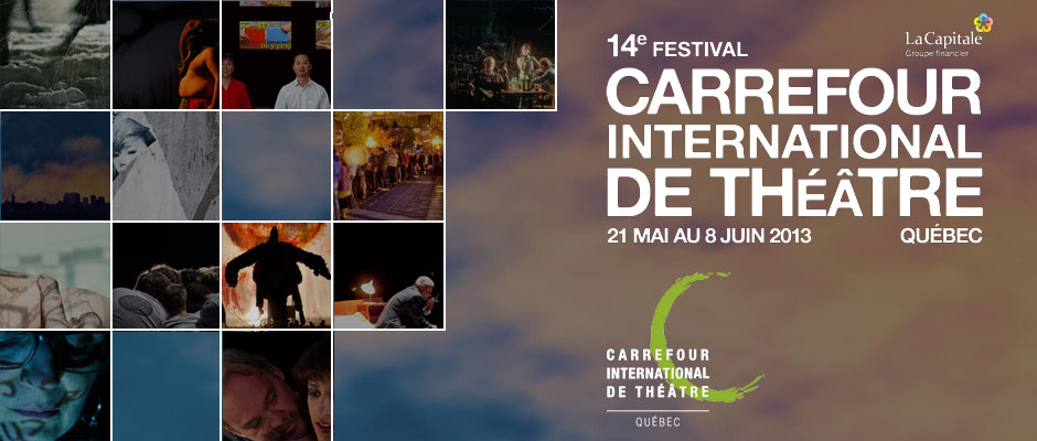Carrefour International de Théâtre - 14e Festival