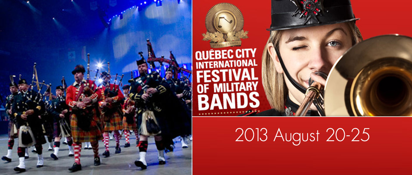 Québec City International Festival of Military Bands